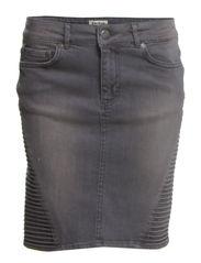 Gaby Skirt - Grey