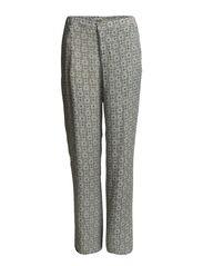 Bella Trousers - Pattern