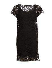 Estelle Dress - Black