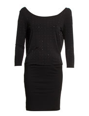 Hedda Dress - Black