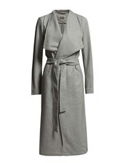 Celina Coat - Grey