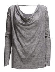 Em Sweater - Greymelange
