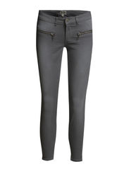 Sid Ankle Jeans - Grey