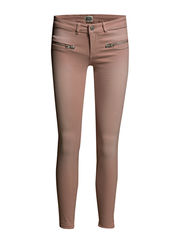 Sid Ankle Jeans - Pink