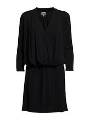 Lovis Dress - Washed Black