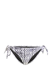 Bridget Brief - White/black