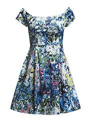 Dorothea Dress - Blue