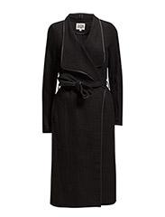 Gia Coat - Black
