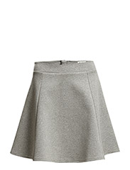 Mandy Skirt - Grey Melange