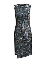 Idun Dress - Glass Print