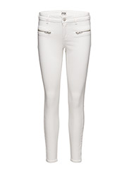 Sid Ankle Jeans - CREME