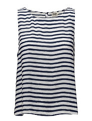 Astrid Top - STRIPE