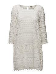 Annie Dress - OFF WHITE