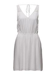Clara Dress - WHITE