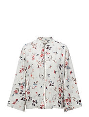Kelsey Jacket - BIG FLORAL PRINT