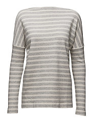 Sandra Sweater - LIGHT GREY MELANGE