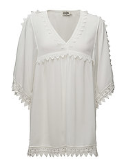 Allegra Caftan - CREAM
