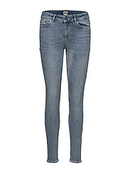Julie Jeans - MID BLUE DENIM