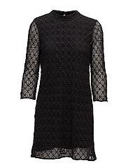 Evy Dress - DRESS BLACK