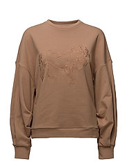 Margot Sweater - NUDE