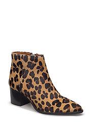 Lisbon Boots - LEOPARD