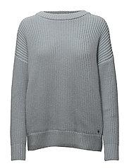 Magnolia Sweater - SOFT BLUE
