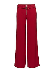 Sheila Trousers - CHILI RED