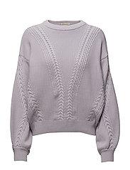 Jenna Cabel Sweater - LAVENDER