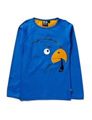 UBANG Falcon T-shirt with long sleeves