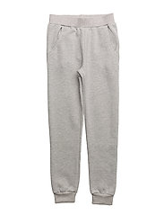 Eddie pants, K - LIGHT GREY MELANGE