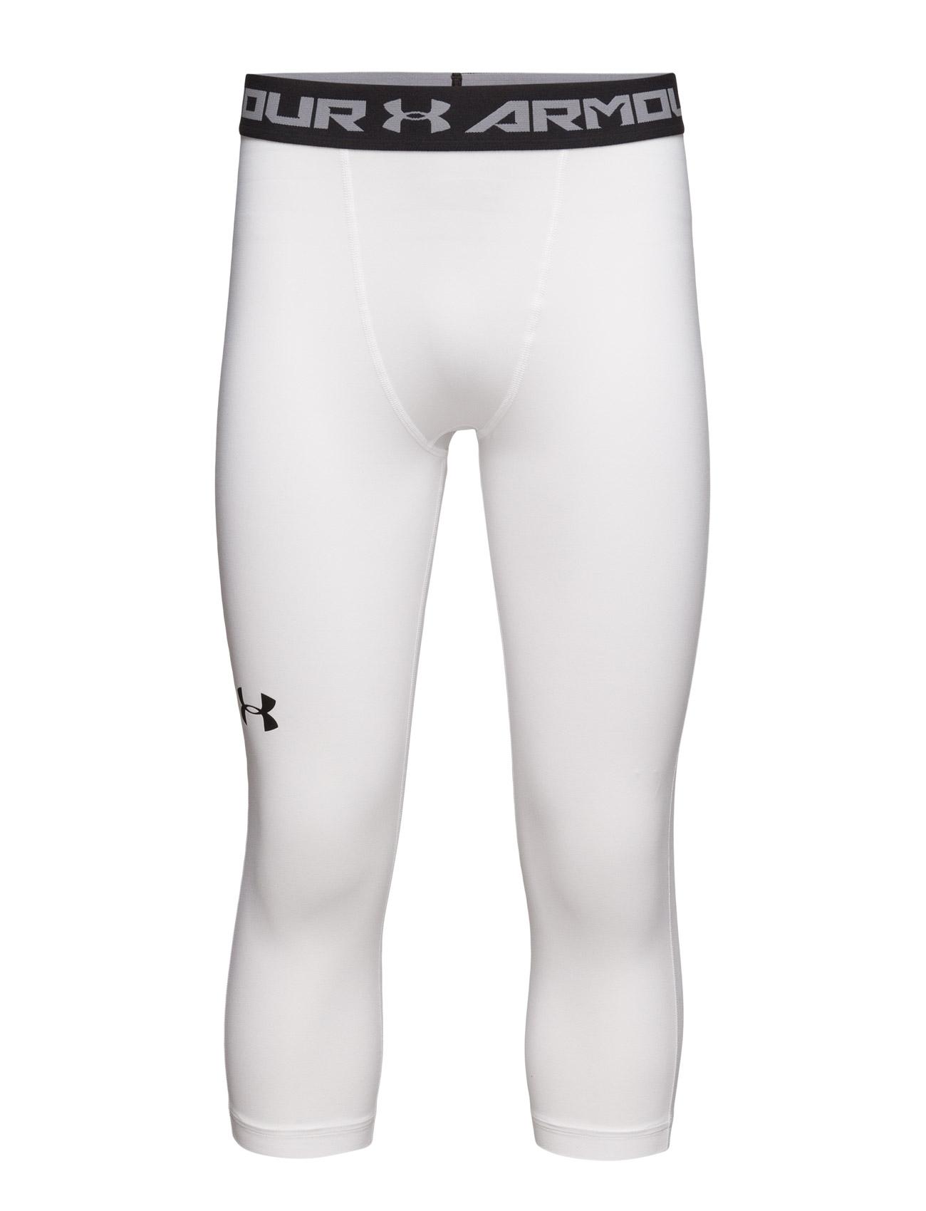 Armour Hg 3/4 Comp Legging Under Armour Sportstøj til Herrer i Sort