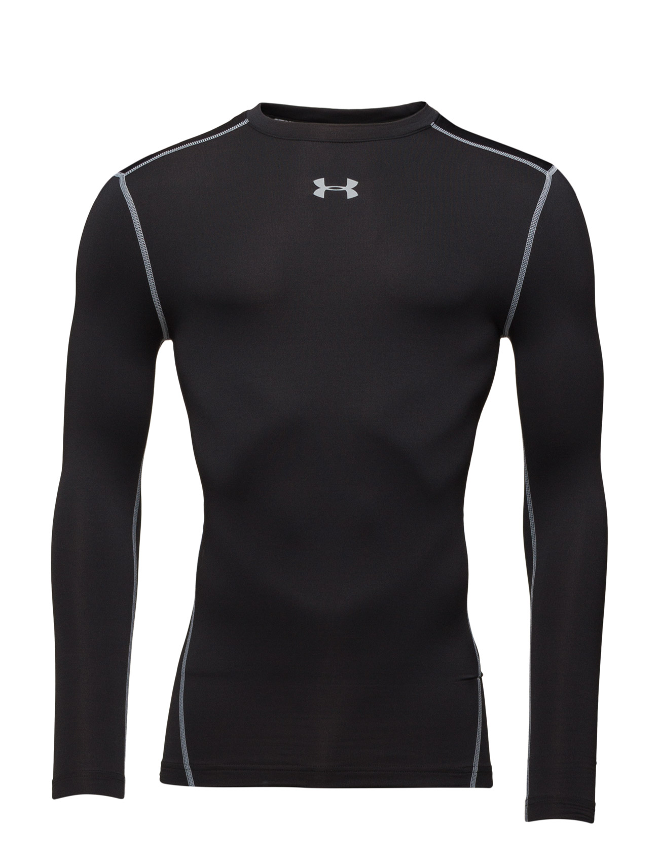 Ua Cg Armour Crew Under Armour Sports toppe til Mænd i Sort