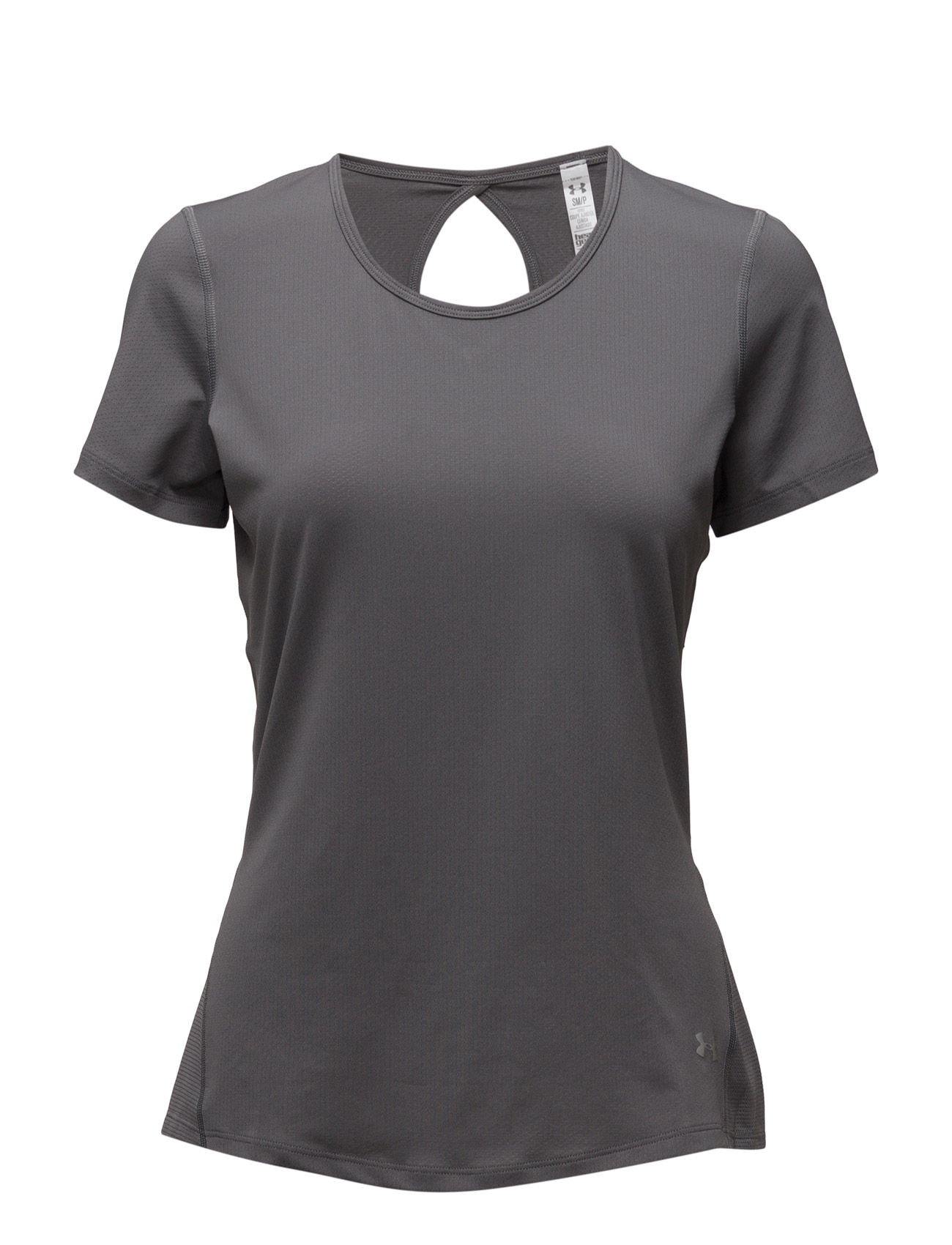Ua Hg Kryo Short Sleeve Under Armour Løbe t-shirts til Damer i
