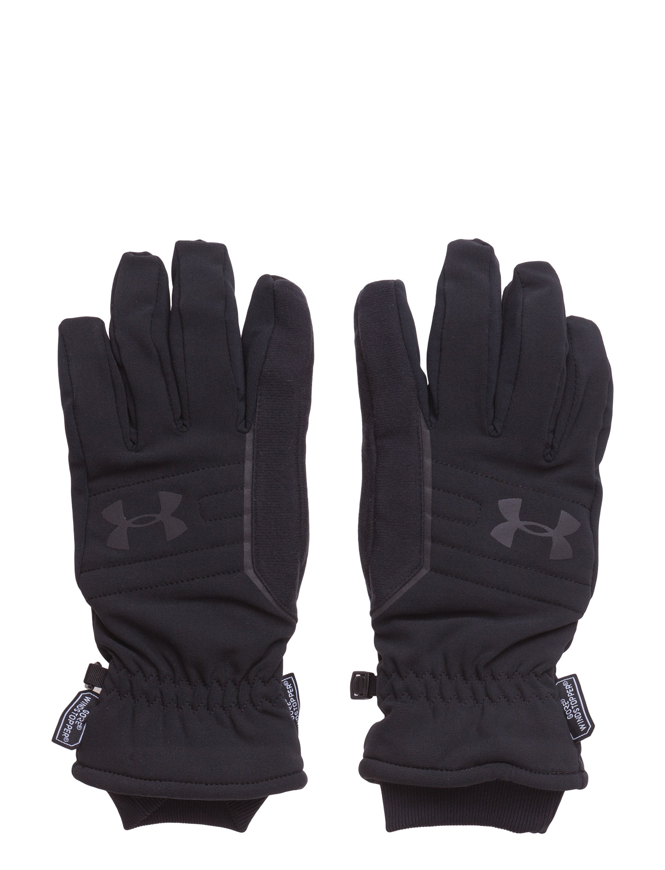Men'S Winstopper Run Glove Under Armour Sports accessories til Herrer i Sort