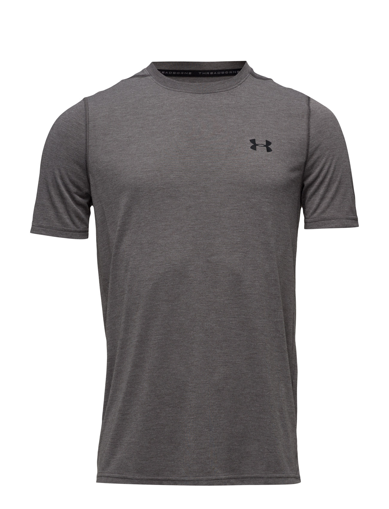 Ua Threadborne Fitted Ss Under Armour Sports toppe til Mænd i
