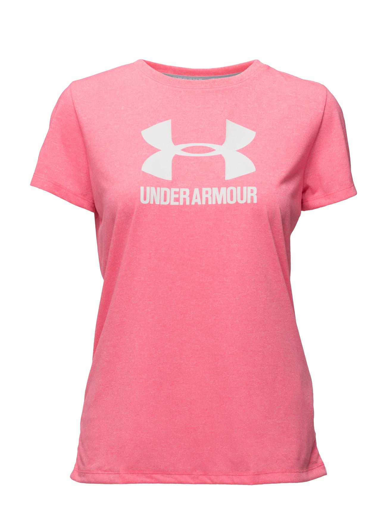 Threadborne Trn Sprt Ssc Tw Under Armour Løbe t-shirts til Damer i