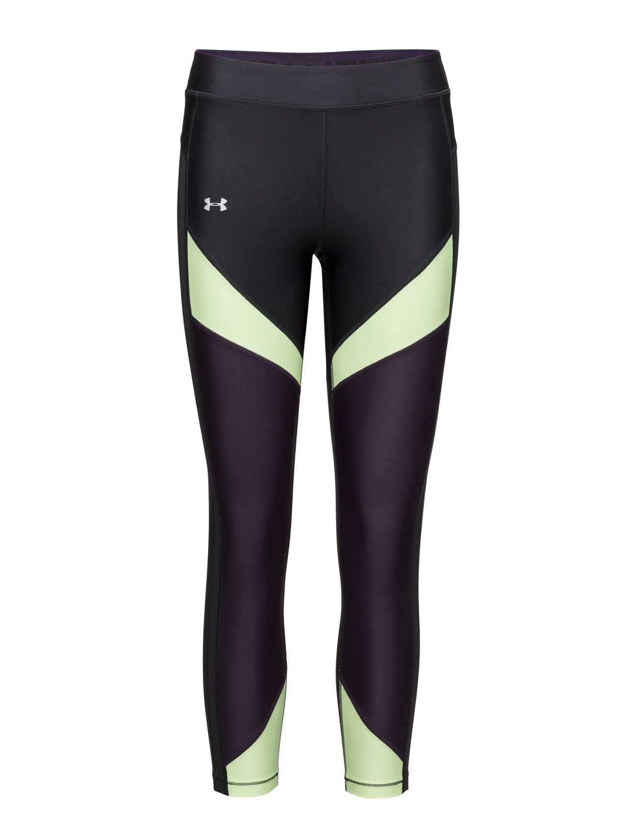 Ua Hg Color Blckd Ankle Crop Under Armour Sportstøj til Kvinder i