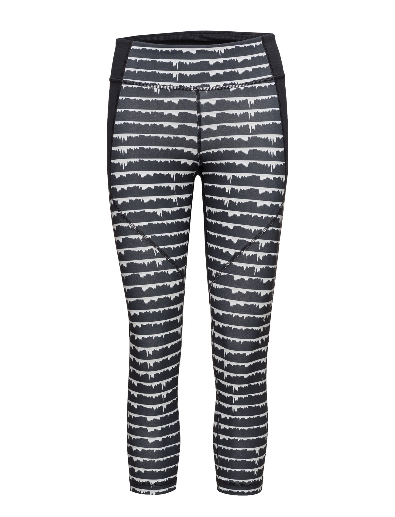 Mirror Printed Crop Under Armour Trænings leggings til Damer i