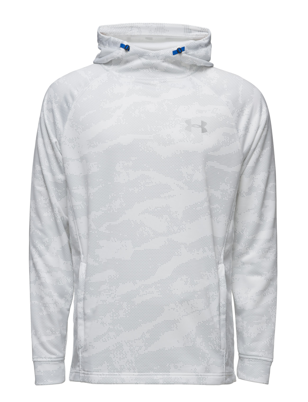 Tech Terry Fitted Po Hoodie Under Armour Sports toppe til Mænd i