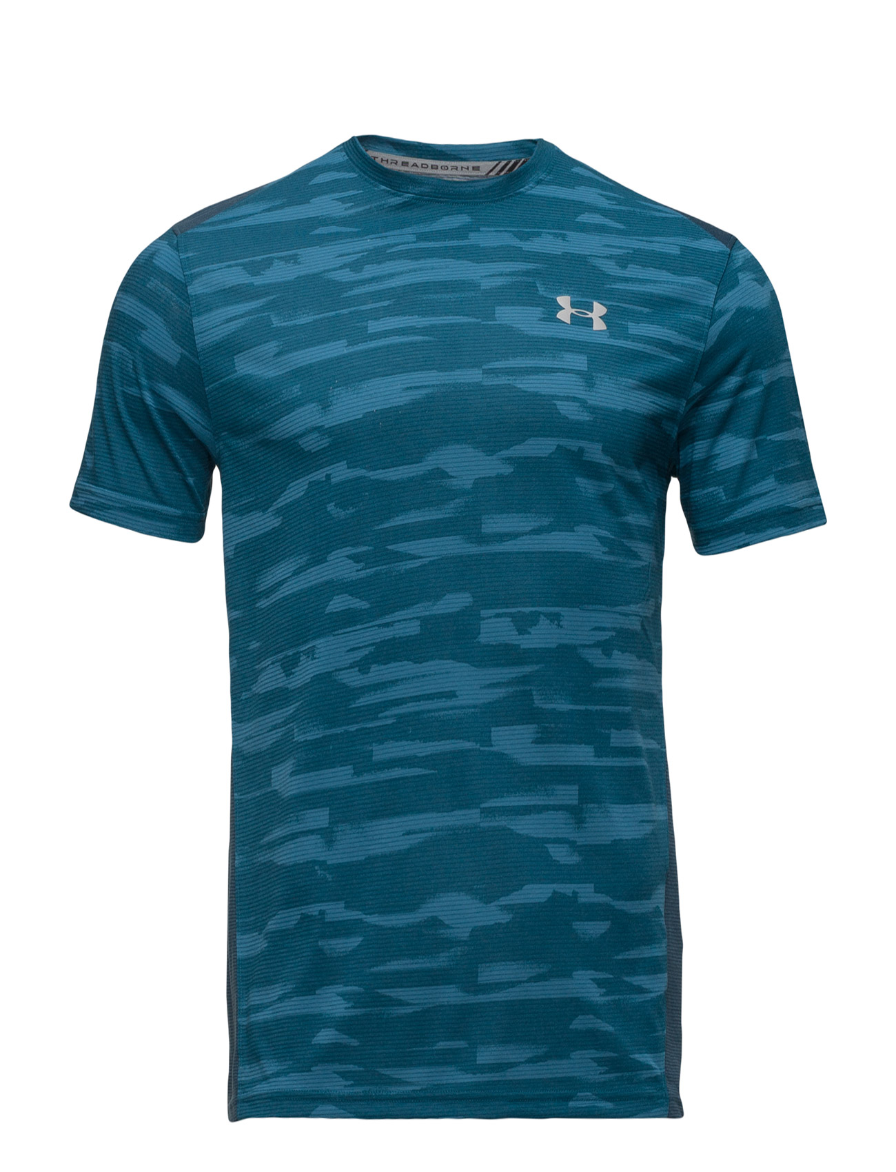 Threadborne Run Mesh Ss Under Armour Løbe t-shirts til Herrer i