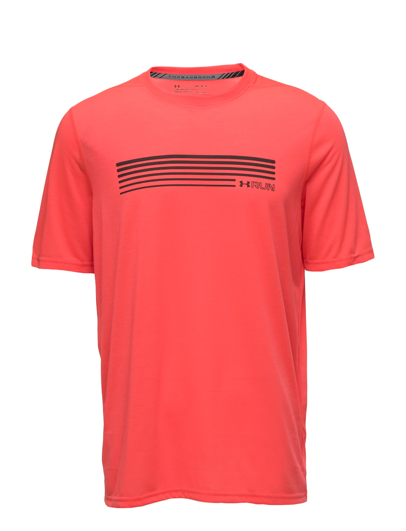 Ua Run Graphic Ss Under Armour Løbe t-shirts til Herrer i