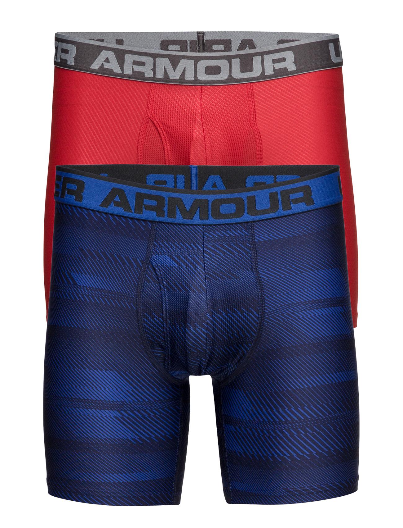 Original 6in 2 Pack Novlty Under Armour Sports undertøj til Herrer i Royal