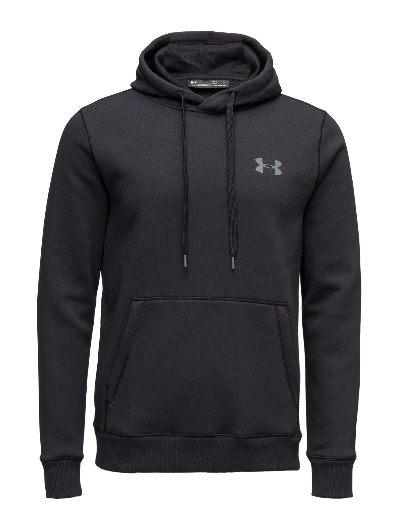 Rival Fitted Pull Over Under Armour Sports sweatshirts til Herrer i Sort