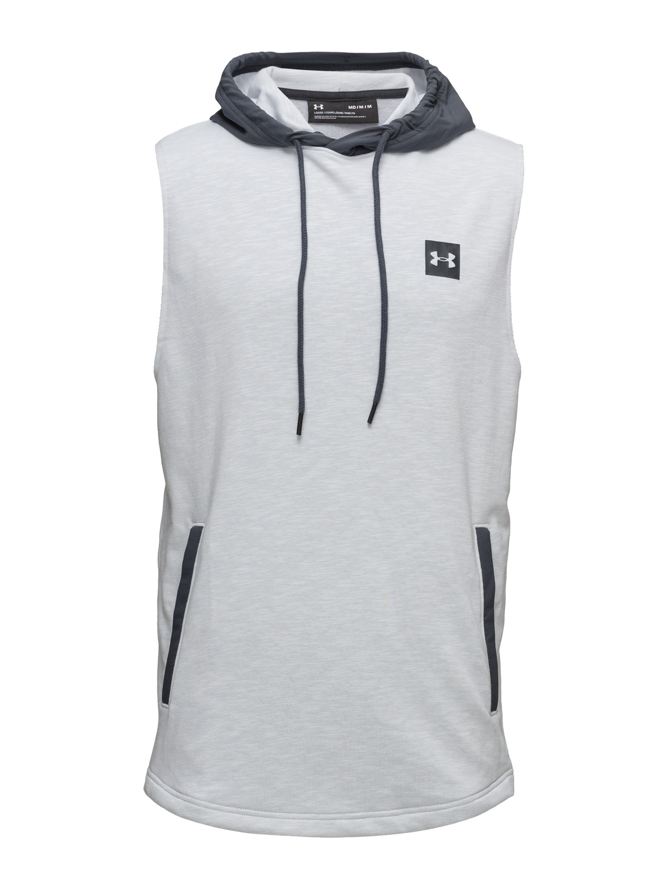 under armour Sportstyle sleeveless hoodie fra boozt.com dk