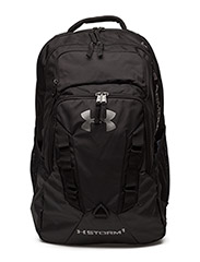 UA RECRUIT BACKPACK - BLACK