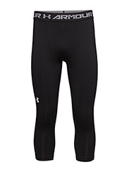 ARMOUR HG 3/4 COMP LEGGING - BLACK