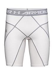 UA ARMOUR CORE SHORT - WHITE