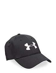 MEN'S UA GOLF HEADLINE CAP - BLACK