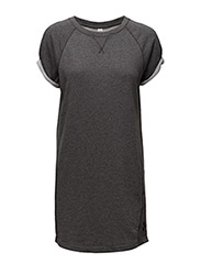 FAVORITE FT TUNIC - CARBON HEATHER