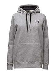 STORM RIVAL COTTON HOODIE - TRUE GREY HEATHER